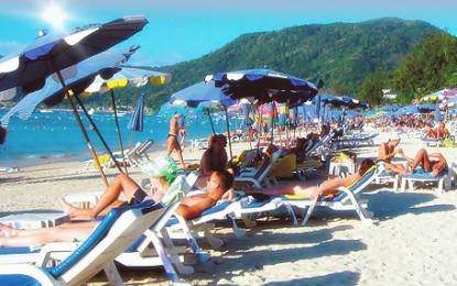Thaïlande : hausse du nombre de touristes