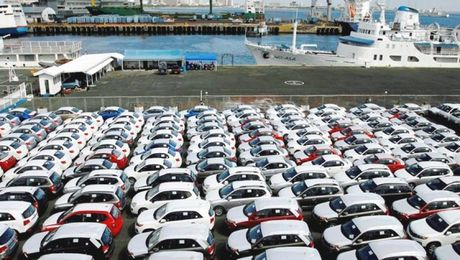 L'Algérie plafonne le nombre de véhicules importés