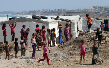 Le nombre de réfugiés syriens a dépassé les quatre millions