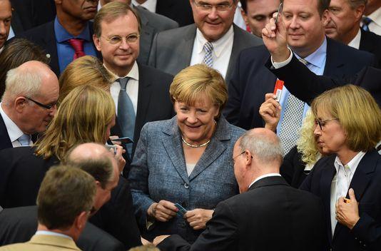 Allemagne : approbation du nouveau plan d'aide à la Grèce