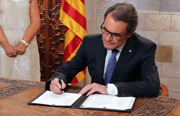 Espagne : élections régionales anticipées en Catalogne avec pour objectif l'indépendance
