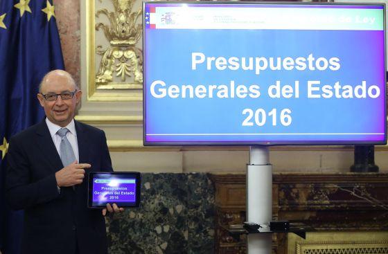 Espagne : un budget 2016 qui incarne la bonne santé du pays