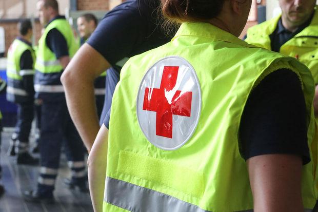 Belgique : la Croix-Rouge fait son bilan