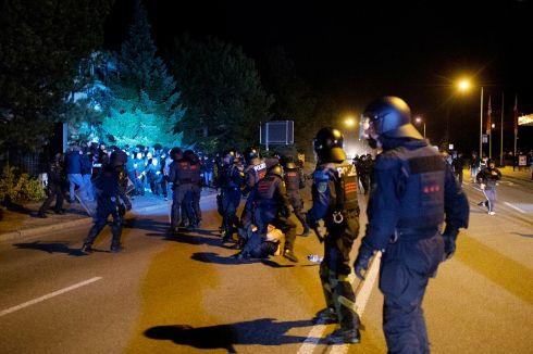 Allemagne : sécurité renforcée à Heidenau