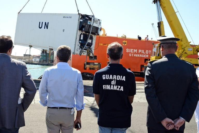 Italie : arrestation de huit passeurs présumés