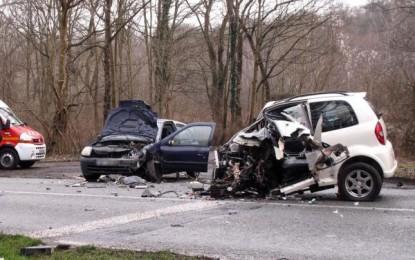 Les routes françaises particulièrement meurtrières en juillet