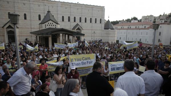 Israël : grève des écoles chrétiennes pour protester contre la baisse de leur financement