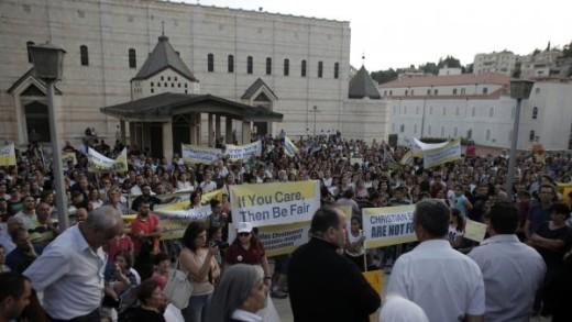 Israël-grève