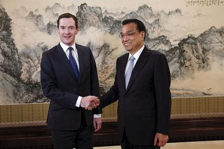 Renforcement de la coopération économique entre la Chine et la Grande-Bretagne