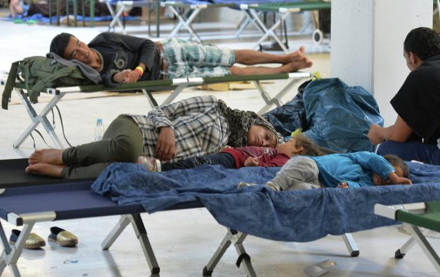 Allemagne : un foyer de migrants incendié à Wertheim