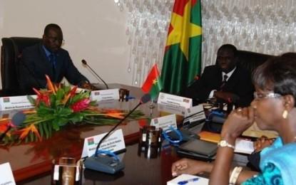 Le putsch militaire au Burkina a engendré 30 milliards F CFA de pertes