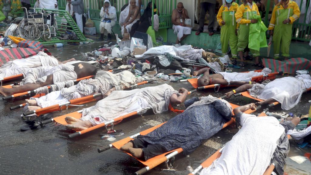 Vives critiques de l'Iran après la bousculade meurtrière du pèlerinage à La Mecque