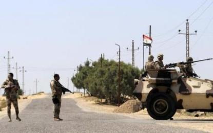 Egypte: vaste opération militaire contre les djihadistes dans le Sinaï