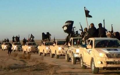 Syrie : la France sur le point de lancer des opérations aériennes contre l'Etat islamique