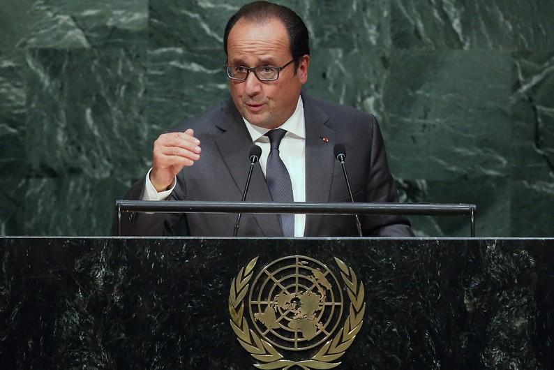 La France donne l'exemple de la lutte contre le réchauffement climatique
