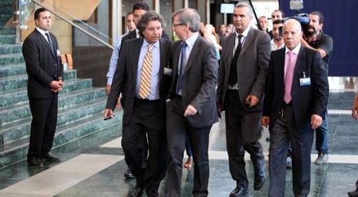 Nouveau round des pourparlers politiques inter-libyens