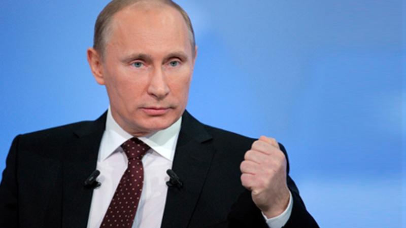 Vladimir Poutine propose une augmentation des exportations du gaz russe vers l'Europe