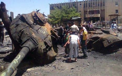 Syrie : la Russie confirme une présence militaire dans le pays