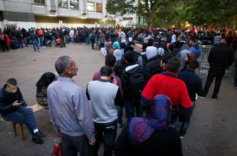 L'Allemagne a accueilli plus de 280.000 migrants en un mois