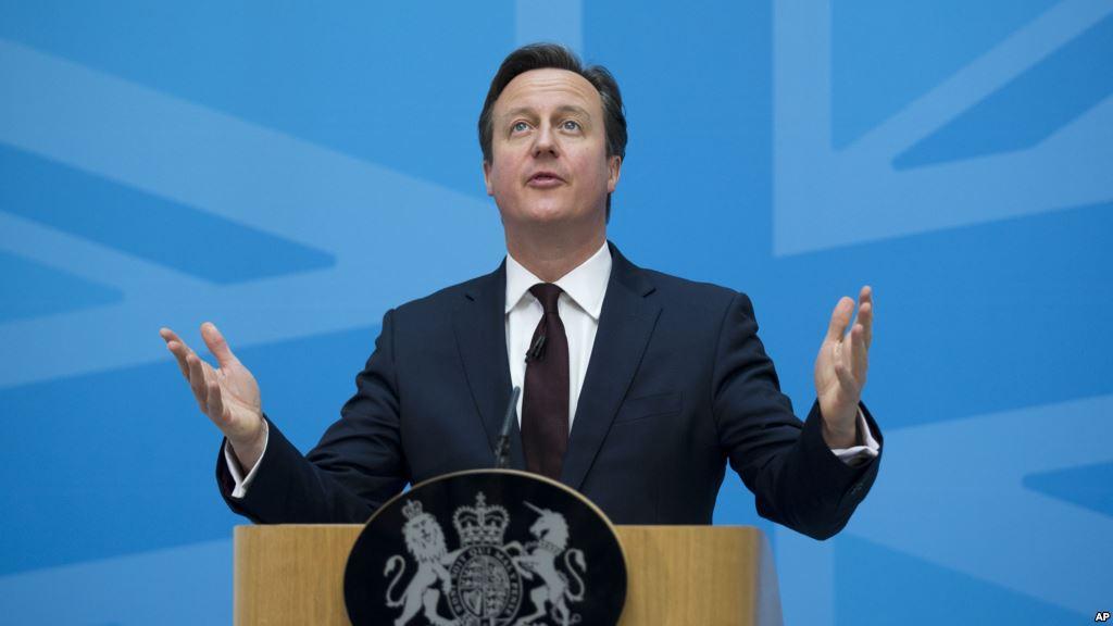 Grande-Bretagne : David fait profil bas sur la question de l'appartenance de la Grande-Bretagne à l'UE