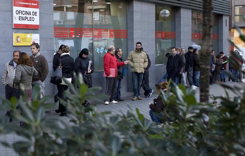 Espagne : le chômage à son plus faible niveau depuis quatre ans