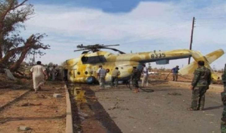 Libye : Tripoli accuse le gouvernement de Tobrouk d'avoir abattu un de ses hélicoptères