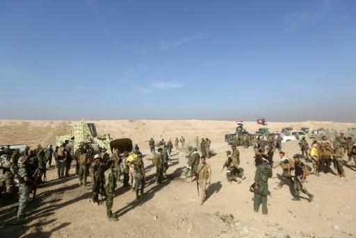 Irak : L'armée fait une découverte macabre à Baïji