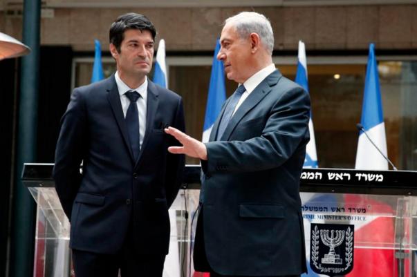 Israël : convocation de l'ambassadeur de France