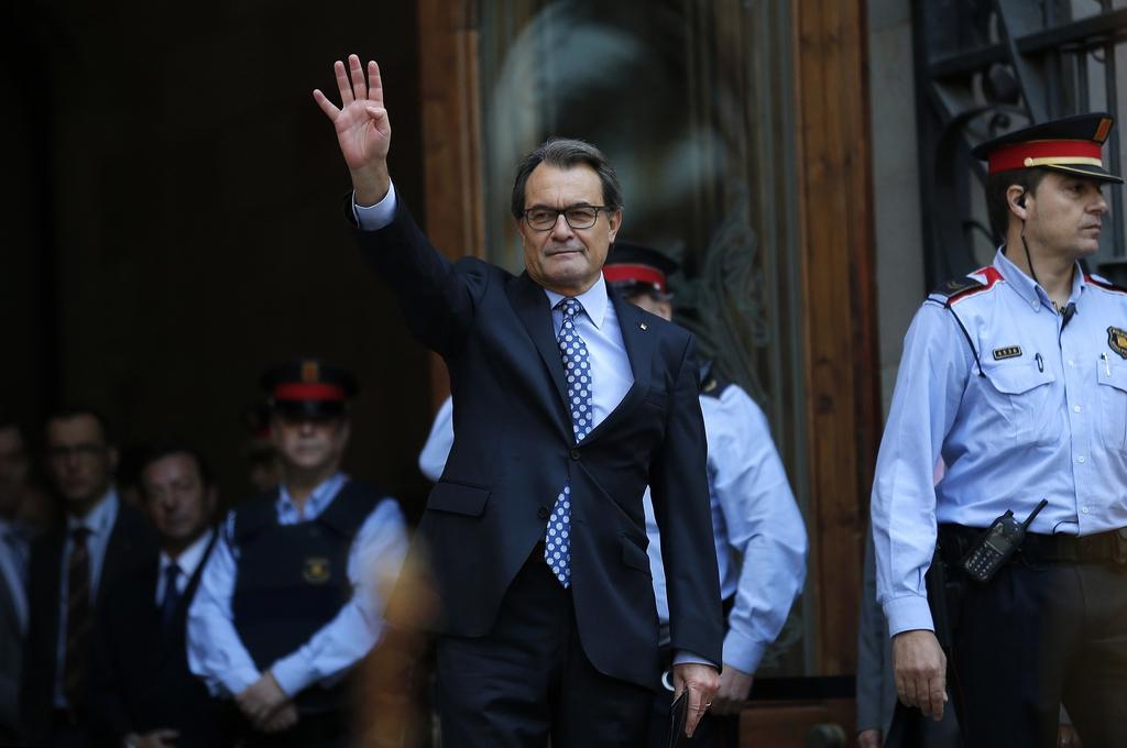 Espagne : Le président catalan devant la justice