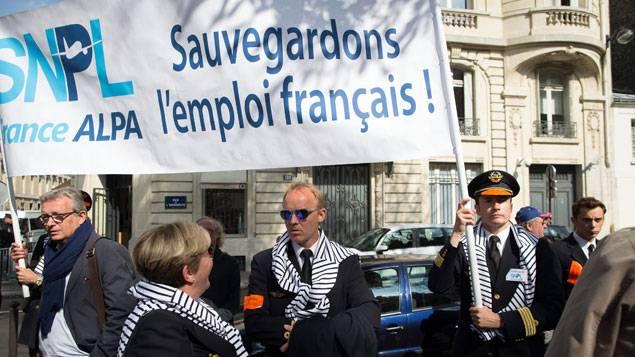 Air France : échec des négociations entre la direction et les syndicats des pilotes