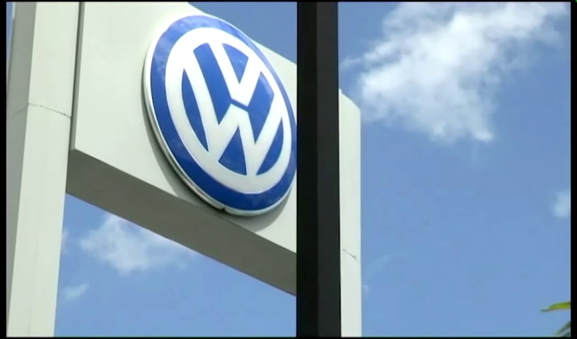 Volkswagen sommé de rappeler 2,4 millions de véhicules