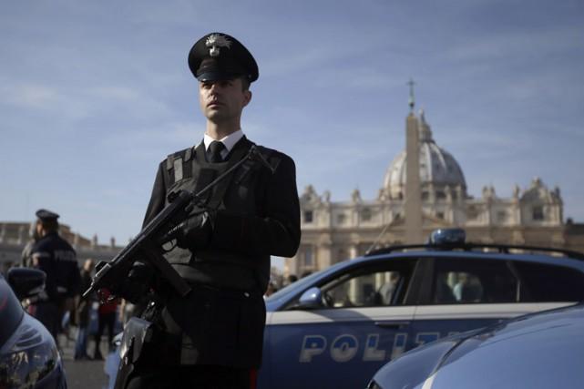 L'Italie renforce le dispositif sécuritaire aux alentours de ses sites historiques