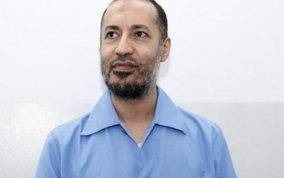 Libye : le procès de Saadi Kadhafi ajourné à décembre prochain