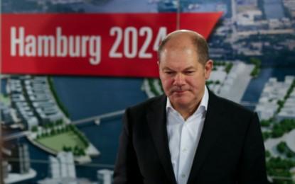 Allemagne : La ville de Hambourg refuse d'abriter les JO-2024