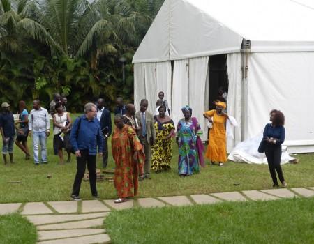 Côte d'Ivoire : L'Africa Web Festival a ouvert ses portes jeudi à Abidjan