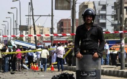 Egypte : un policier assassiné au Caire