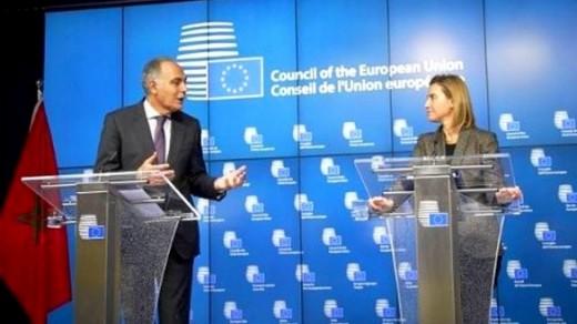 federica-mogherini-union-europeenne-et-salaheddine-mezouar
