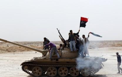 L'armée libyenne pro-gouvernementale libère 24 otages à Syrte