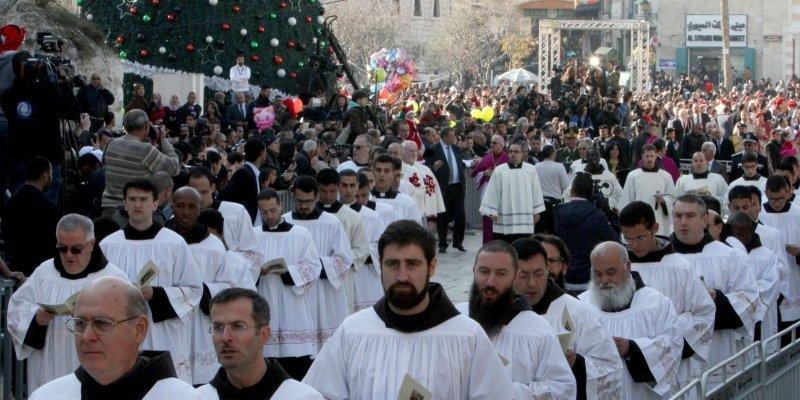 Noël célébré sous tension un peu partout dans le monde