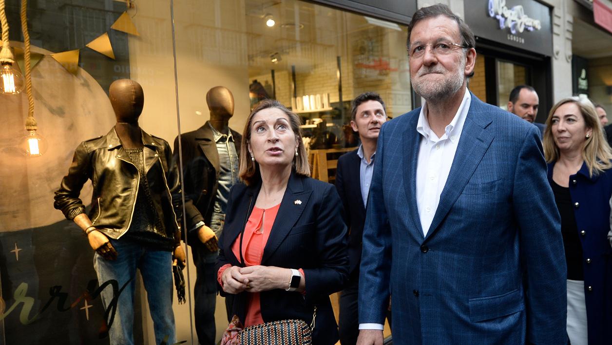 Le Premier ministre espagnol agressé lors d'un bain de foule