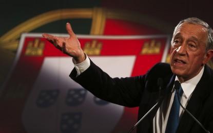 Portugal : Marcelo Rebelo de Sousa remporte le scrutin présidentiel dès le premier tour