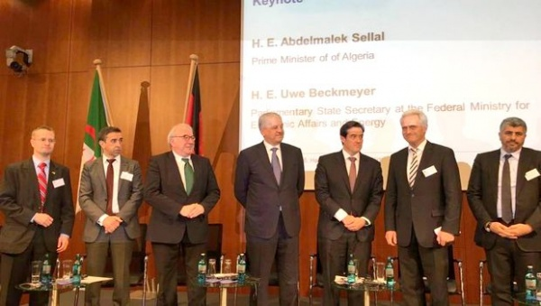 L'Allemagne et l'Algérie scellent de nouveaux partenariats