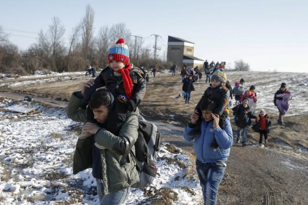 L'Allemagne refoule 10 % des demandeurs d'asile