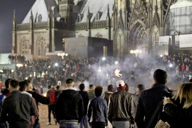 Allemagne : Des étrangers agressés à Cologne