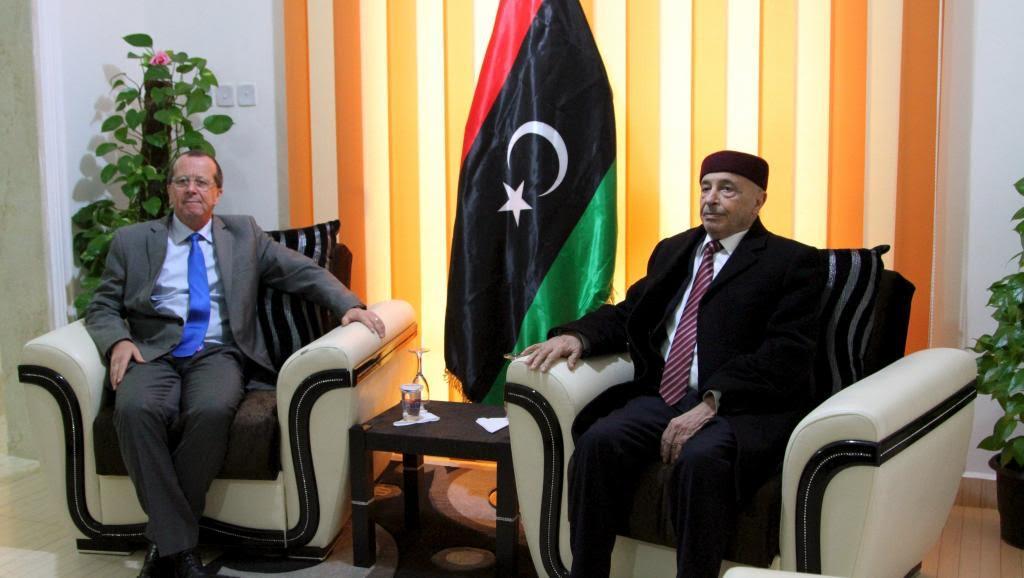 Libye- UNSMIL: Martin Kobler installe son QG à Tripoli