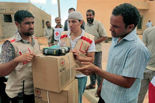 L'Italie accorde une aide humanitaire à la Libye