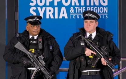 Conférence des donateurs à Londres pour les réfugiés syriens