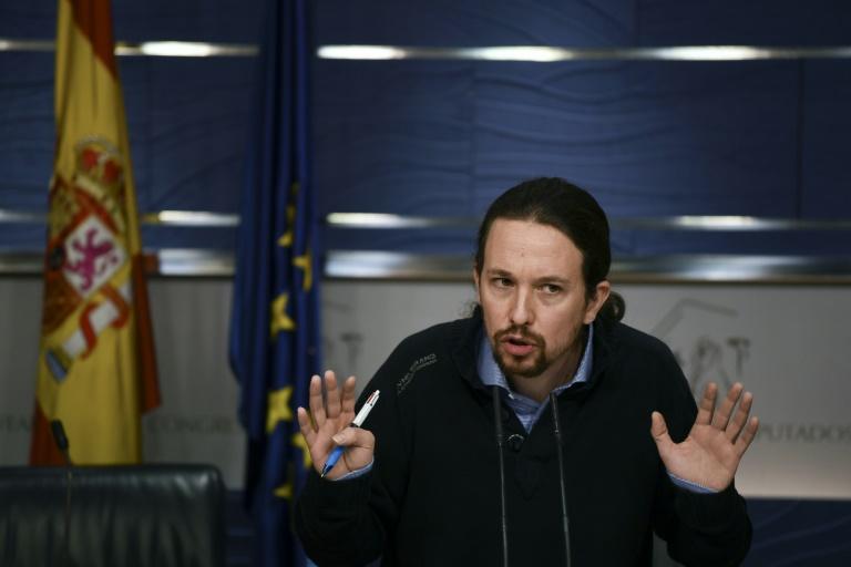 Espagne : Podemos bloque la formation d'un gouvernement conduit par les socialistes