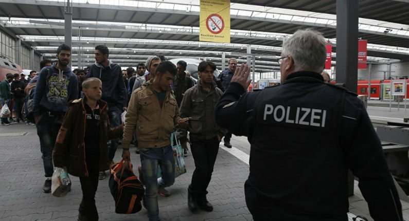Des milliers d'Algériens expulsés d'Europe en 2015