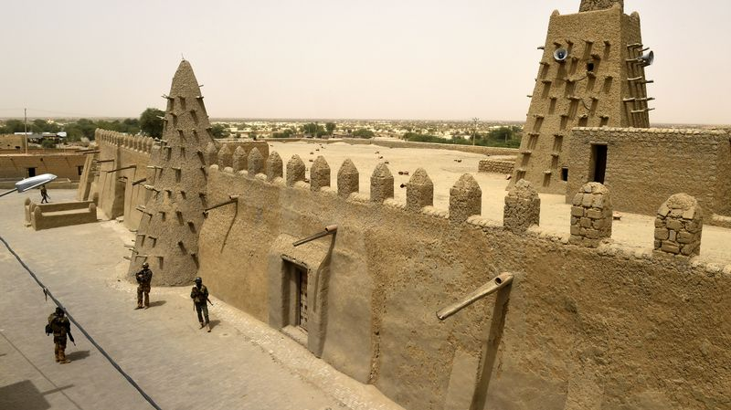 Les Maliens célèbrent la reconstruction des mausolées de Tombouctou